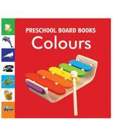 Pegasus Colors Board Book - English