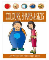 Pegasus Book Colors Shapes And Sizes - English