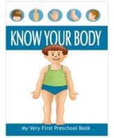 Pegasus My Very First Preschool Book Know Your Body - English
