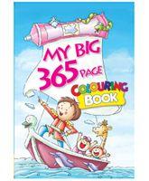 Pegasus My Big 365 Page Colouring Book - English