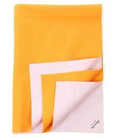 Quick Dry Bed Protector Mango Yellow - Medium