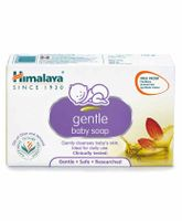 Himalaya Herbal Gentle Baby Soap - 125 gm Almond