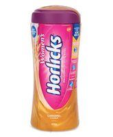 Women's Horlicks Caramel Flavor - 400 gm Pet Jar