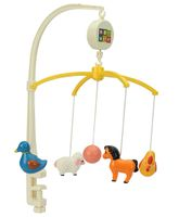 Mee Mee Musical Animal Cot Mobile