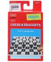 Funskool Travel Chess And Draught DOM