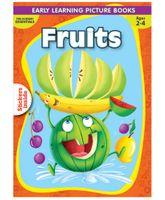 Macaw - Pre-Nursery Fruits With Sticker Inside