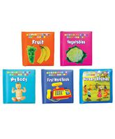 Dreamland - Pack 2 First Padded Board Book 6 To 10