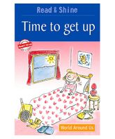 Time To Get Up - English