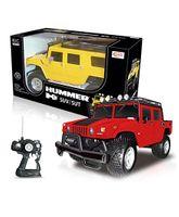 Rastar - Hummer H 1 SUV Remote Controlled Car