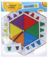 Clever Cubes Spin A Teddy Game