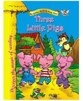 Jolly Kids Three Little Pigs Story Book