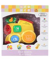 Mee Mee Musical Playthings Toy