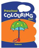 Pegasus Preschool Colouring Book Seasens - Seasons