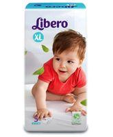 Libero Baby Diaper Extra Large - 5 Pieces