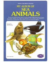 NavNeet My Album Of Sea Animals - English