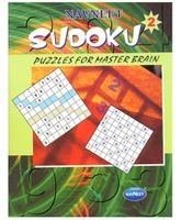NavNeet Sudoku Puzzles For Master Brain Part 2 - English