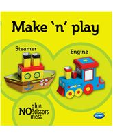 NavNeet Make N Play Steamer and Engine