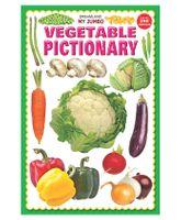 Dreamland My Jumbo Vegetables Pictionary - English