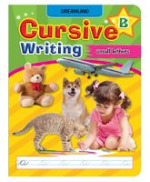 Dreamland Cursive Writing Small Letters Part B - English