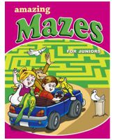 Shree Book Centre Amazing Mazes For Juniors