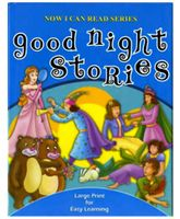Shree Book Centre Good Night Stories - English