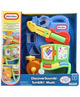 Little Tikes Discover Sound Tumblin Music - 6 To 36 Months