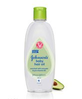 Johnson's baby Hair Oil - 100 ml