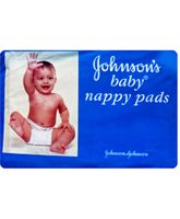 Johnson's baby Nappy Pads - 10 Pads