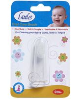Little's Oral Care Finger Toothbrush