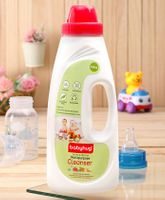 Babyhug Feeding Bottle Accessories & Vegetables Liquid Cleanser - 550 ml