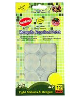 RunBugz Mosquito Repellent Patch White - Pack Of 12