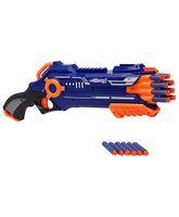 Mitashi Bang Eagle Toy Gun - Blue