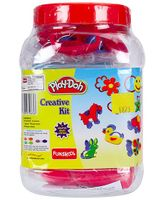 Funskool Play Doh Creative Kit - 4 Colors