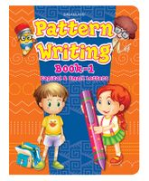 Dreamland Publication Pattern Writing Book Part 1 - English