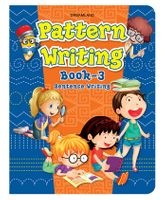 Dreamland Publication Pattern Writing Book Part 3 - English