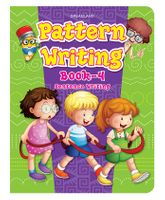 Dreamland Publication Pattern Writing Book Part 4 - English