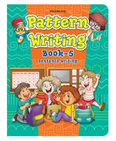Dreamland Publication Pattern Writing Book Part 5 - English