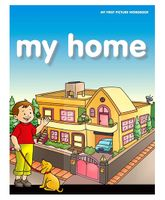 Pegasus My Home Picture Word Book - English