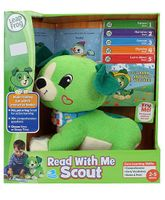 Leap Frog Read With Me Scout - Green Scout