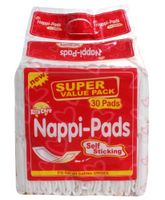Xtracare Super Value Pack Of Nappi Pads-30 Pieces