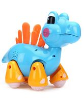 Mitashi Skykidz Jungle Rumble Dino - Light Blue