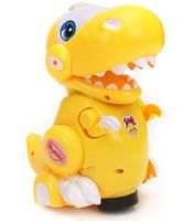 Mitashi Skykidz Pet Party Crocodile - Yellow