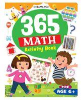 Dreamland 365 Maths Activity - English