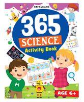 Dreamland 365 Science Activity Book - English