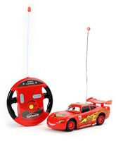 Majorette Macqueen Full Function Remote Control Car - Red