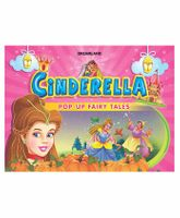 Dreamland Pop Up Fairy Tales Cinderella - English