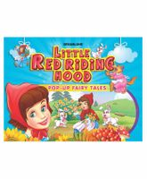 Dreamland Pop Up Fairy Tales Little Red Riding Hood - English