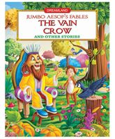 Dreamland Book Jumbo Aesops English - The Vain Crow And Other Stories
