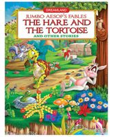Dreamland Jumbo Aesops English - The Hare And The Tortoise