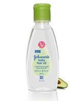 Johnson's baby Hair Oil - 60 ml